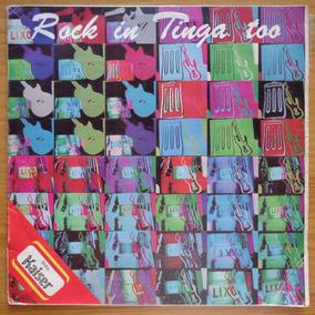 Rock In Tinga Too Lp Nacional Usado Rock Gaúcho 1993