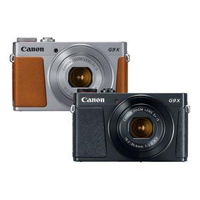 Canon Powershot G9x G9 X Mark Ii 20 Mpx - Stock Permanente