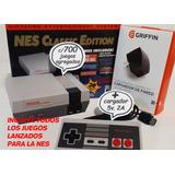 Nes Classic Mini + 2 Joystick + Trafo 5v + 700 Juegos