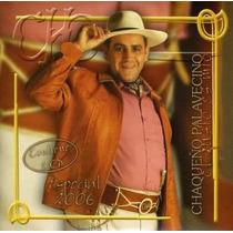 Cd Chaqueño Palavecino El Gusto Es Mio 2 Cds Open Music