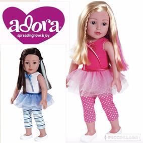 Boneca Adora Doll Modelo Alyssa E Mia - Original Eua