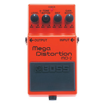 Pedal Boss Md-2 Mega Distortion - Original!!!