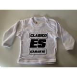 Camiseta Bebe Colo Colo