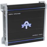 Amplificador Autotek Mm1150.4 Clase Ab 4 Canales 1100 Watts