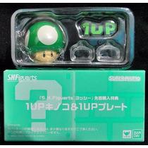 Super Mario Bros 1up Hongo De Vida Shfiguarts Ex Legacyts