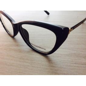 Oculos Dg 6054 Preto Ou - Óculos De Grau no Mercado Livre Brasil 535d39d1f5