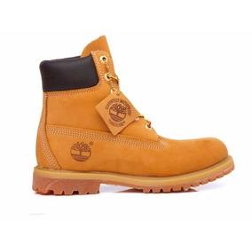 Borcegos Timberland 6-inch Yellow Boot Premium (mujer)