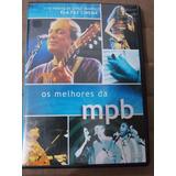 Dvd Os Melhores Da Mpb