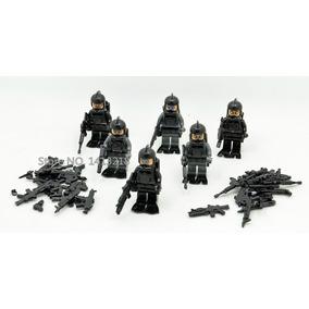 Mergulhadores Marinha Americana Seals - Lego Compativel