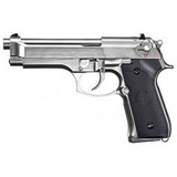 Pistola A Gas Gbb Airsoft We M92 Gbb Auto + Nota Fiscal