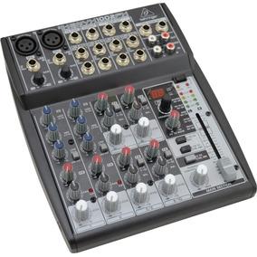 Mesa De Som 1002fx Xenyx Fx Behringer 220v S/caixa