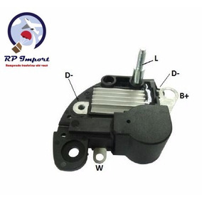 Reguladores De Voltagem Alternadores Ik5121hd Corsa Palio