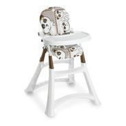 Cadeira De Alimentação Bebê 5070 Premium Galzerano Panda