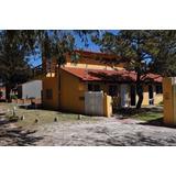 Vendo Frente Al Mar 3 Casas En Bloque+terreno Libre F/bosque