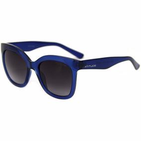 Óculos De Sol Atitude 5307 Feminino Grande