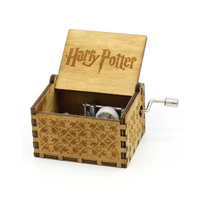 Caja Musical Got Game Of Thrones Y Harry Potter