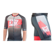 Conjunto Ciclista Where Is The Limit? Team - Josef Ajram