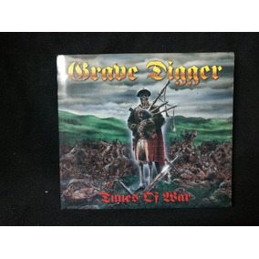 Grave Digger - Tunes Of War (digipak Importado Europa)
