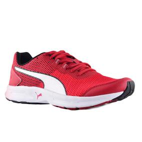 Zapatillas Puma Descendant V4 Hombre Rojo