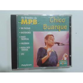 Cd Os Grandes Da Mpb - Chico Buarque