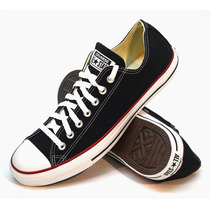Zapatillas Converse Chuck Taylor All Star Ox Black/red