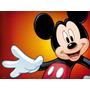 Painel Para Festa Aniversário Mickey M3