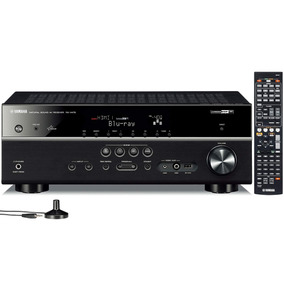 Receiver Yamaha Rx-v475 5.1-channel Con Airplay