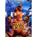 Irmão Urso - Dvd - Desenho Animado Inesquecível! - Disney