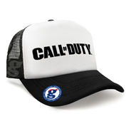 Gorras Trucker Call Of Duty Video Juegos