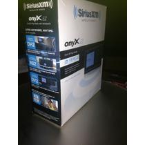 Siriusxm Ónix Ez, Radio Satelital Requiere Suscripción Usa