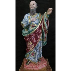 Escultura De Sao Joaquim 74 Cm