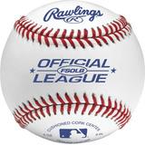 Rawlings Plano Costura Liga Oficial Torneo De Béisbol Grado