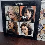 Vinil Lp The Beatles Let It Be Com Encarte