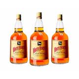 Whisky White Horse X3 Botellas Caballo Blanco Envio Bebidas