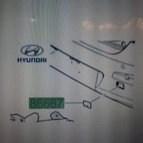 Original Novo Tampa Engate Parachoque Dianteiro Hyundai I30