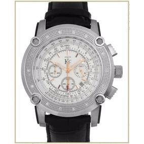 Reloj Techno Com By Kc Para Caballero Con Diamantes