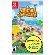 Animal Crossing Nintendo Switch Juego Fisico Sellado Nuevo