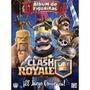 Figuritas Clash Royale + Álbum 100% Completo A Pegar - 2017