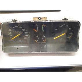 Painel Instrumento Contagiro Monza Esta Com A Malha Ruim
