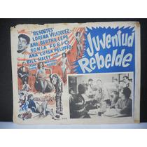 Resortes, Juventud Rebelde, Cartel De Cine