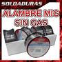 Alambre Mig Para Soldar Sin Gas Flux X 0.90mm X 5u Soldadura
