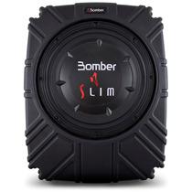 Caixa Selada Bomber Slim C/ Subwoofer 10 Pol 200 Rms Passiva