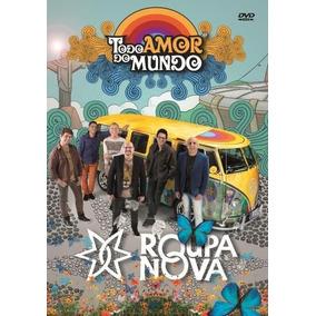 Roupa Nova - Todo Amor Do Mundo (cd+dvd)