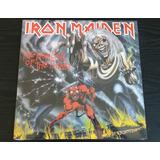Vinilo Iron Maiden Lp. Number Of The Beast (sellado, Nuevo)