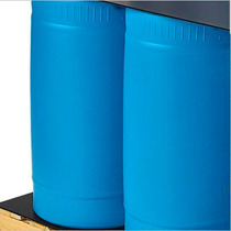 50 Laminas Negras De Plastico Corrugado Para Tarimas 121x121