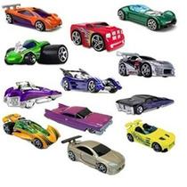 Carrinho Hot Wheels - Veículos Básicos (unidade) - Mattel