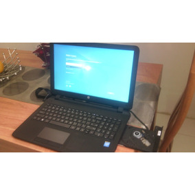 Laptop Hp 15.6 5ta Genetacion Touch Screen