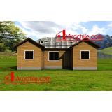 Planos De Casa Prefabricada 47 M2