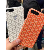 Case Premium Goyard/ Louis Vuitton/ Iphone 6 6s 6plus 7 7plu