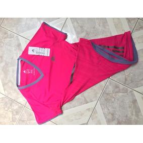 Blusa adidas Running Women Color Fucsia. Envío Gratis